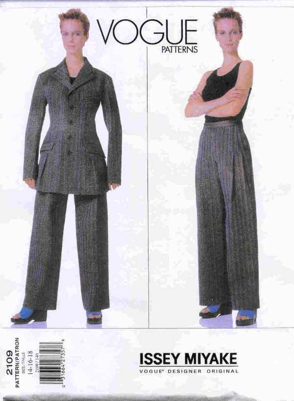 Pattern 2109, from 1998